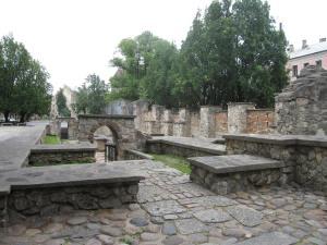 riga old synagogue memorial