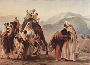 Francesco_Hayez_061  jacob and esau